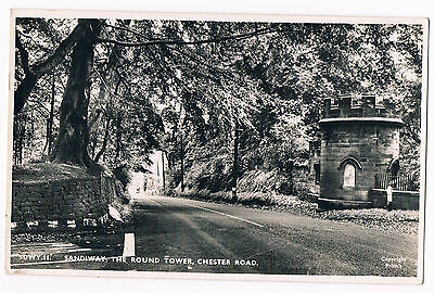 Sandiway -  Chester Road - Cuddington - Real Photo 1951 By Frith No.sdwy.11.
