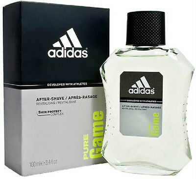 ADIDAS PURE GAME - After Shave Lotion 100 ml - Hombre / Men / Uomo / Homme