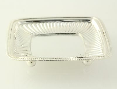 Tiffany Hollowware Dish - Silver-Soldered 1806 Makers 112 Collectible Estate