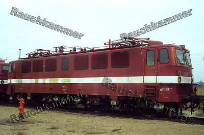 DR 211 811-5  Bw Magdeburg-Rothensee 1994 / org. Dia + Datei!  375#20