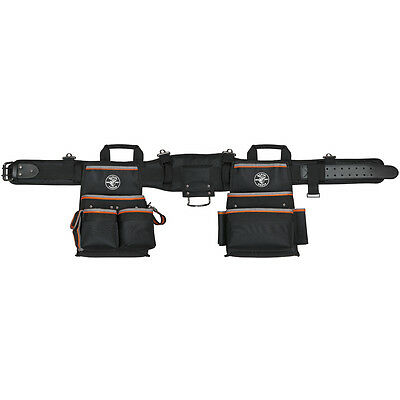 Klein Tools Tradesman Pro Electrician's Tool Belt - Large -55428