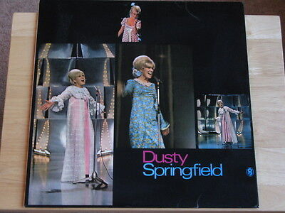 "DUSTY SPRINGFIELD ""DUSTY SPRINGFIELD"" 1960s POP BEAT SOUL EXCELLENT CONDITION"