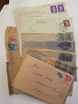 Germany Selection of early covers