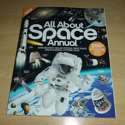 All About Space Annual, The Solar System, Universe, Technology Science RRP £9.99