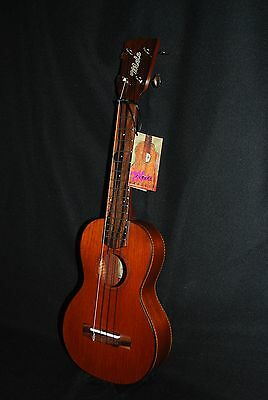 MELE HANDMADE MAHOGANY CONCERT UKULELE; Beautiful! Sweet sound.