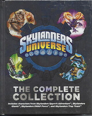 NEW - The Complete Collection (Skylanders Universe)