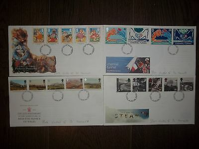 First Day Covers 1994 x4