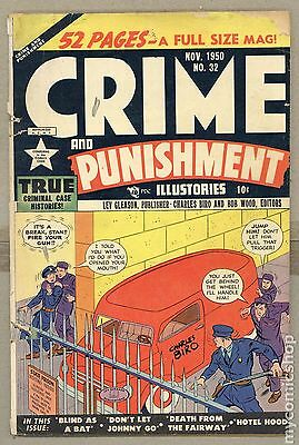 Crime and Punishment (1948) #32 GD 2.0