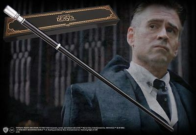 Noble Collection - Fantastic Beasts - Percival Graves Goldstein Wand