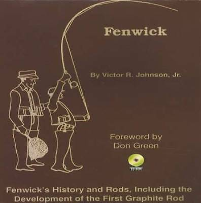 Fenwick Fishing Rods & History Collector Guide CD incl First Graphite, Prices