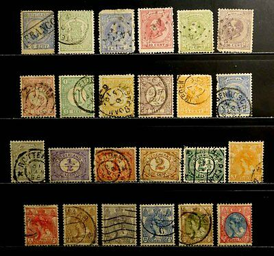 Netherlands: 1867-1924 Classic Era Stamp Collection