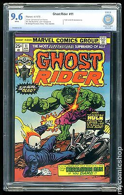Ghost Rider (1973 1st Series) #11 CBCS 9.6