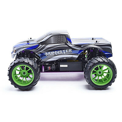 HSP Rc Car 1/10 2.4Ghz Nitro Power 4wd Off Road Monster Truck 94108