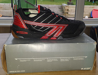 Hi-Tec 4SYS Squash Men's UK 13 Squash Shoes *Brand New*