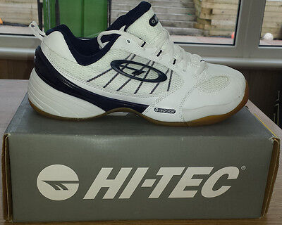Hi-Tec A.S 30 Squash Men's UK 7.0 Squash Shoes *Brand New*