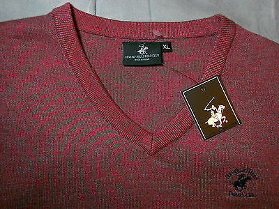 NWT BEVERLY HILLS POLO CLUB VEST XL men's mens NEW