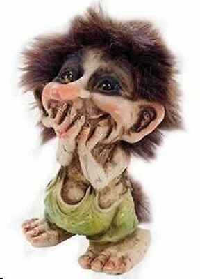 Nyform Norway Laughing Troll Figure, NEW