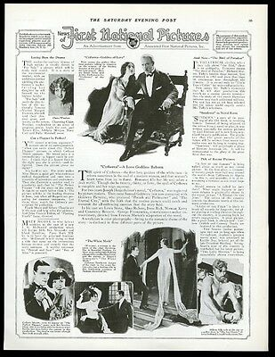 1924 Claire Windsor Colleen Moore Alma Rubens photo First National Pictures ad