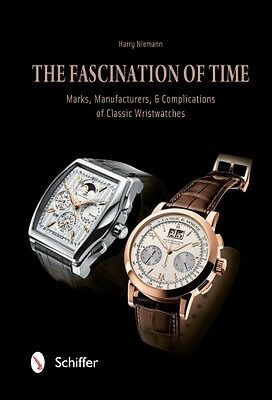 Classic Wristwatches Marks, Manufacturers & Complications Collector Reference