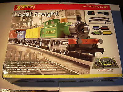OO gauge -  Hornby - R1085 - Local Freight set - boxed