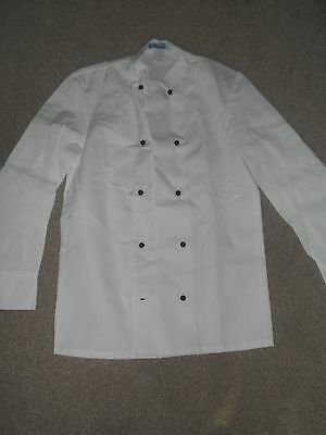 Chefs/ Cooks Jacket Unworn Size 36 catering