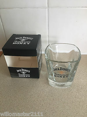 Jack Daniels Honey Glass From 2016 Bnib