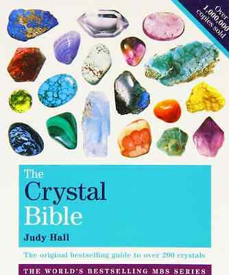 The Crystal Bible: v. 1: The Definitive Guide to Over 2 - Hall, Judy NEW Paperba