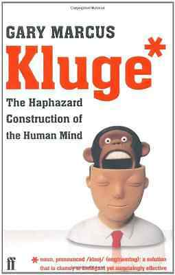 Kluge - Hardcover NEW Marcus, Gary 2008-06-05