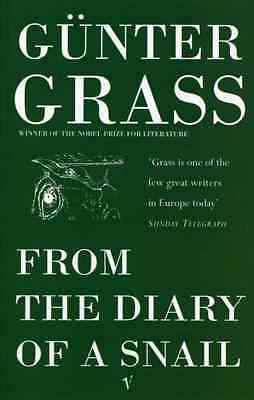 From the Diary of a Snail - Grass, Gunter NEW Hardcover 27 Jan 1997