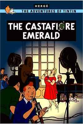 The Castafiore Emerald (The Adventures of Tintin) - Hardcover NEW Herge 2011-07-