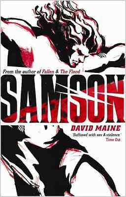 Samson - Paperback NEW Maine, David 2008-02-07