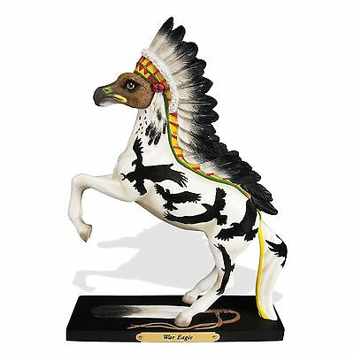 """Trail of Painted Ponies """"War Eagle""""  1E/ 395"""