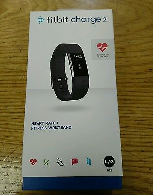 BNIB Fitbit Charge 2 Size Large