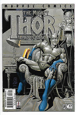 The Mighty Thor #549 2002