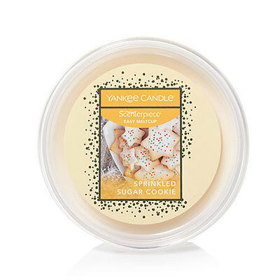 Yankee Candle Scenterpiece Easy MeltCups SUGAR COOKIE