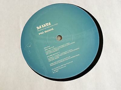 "Da Lata Pra Manha ( Remixes ) 2 X 12"" Vinyl deep house latin Blaze IG Culture"