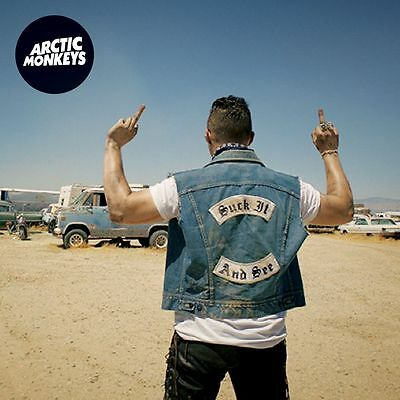 "ARCTIC MONKEYS Suck It And See UK vinyl 7"" + MP3 UNPLAYED"
