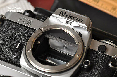 Nikon Fe Fe2 Fm Fm2 Mirror Film Door Grooves Pre-Cut To Size Light Seal Kit Foam