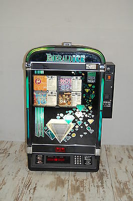 Jukebox NSM Modell Emerald Ice Wandbox