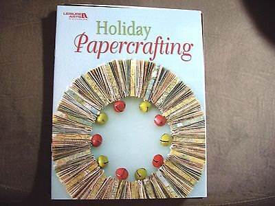 Holiday Papercrafting Booket