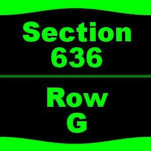 4 Tickets Houston Livestock Show and Rodeo: The Chainsmokers 3/12 NRG Stadium