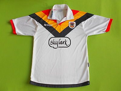 Shirt BRADFORD BULLS (S) BLOGGS 2001 VERY GOOD !!! Jersey Rugby home
