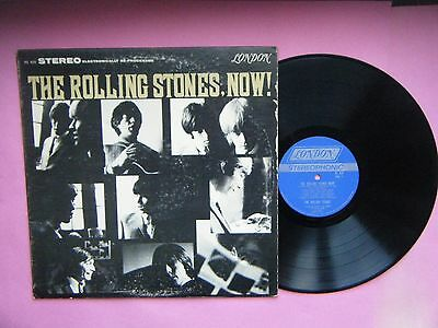 THE ROLLING STONES NOW! vinyl LP Mick Jagger