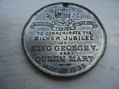 Silver Jubilee George V and Queen Mary 1935
