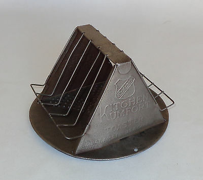 Rare Vintage Antique Non-Electric Hanging Toaster