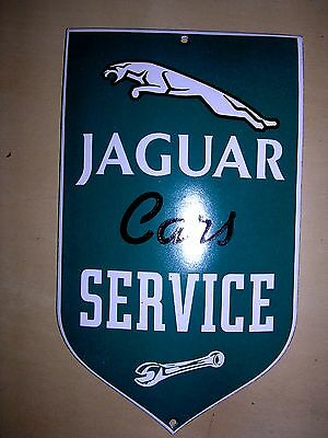 Emailschild JAGUAR cars SERVVICE  SERVICE