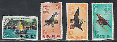 Grenada - #537,538,540 & 541 Mint N/h - Catalogue Value 31.25  - See Scan!