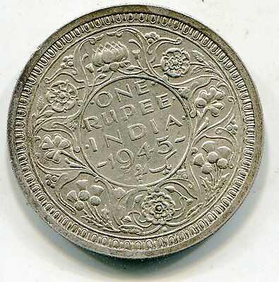 India Rupee 1945-B  lotjan4724