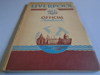 Vintage guide to Liverpool 1946