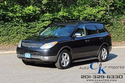 2008 Hyundai Veracruz Limited AWD,Leather,Moon Roof, Running Boards low reserve,just serviced, great looks and drive.
